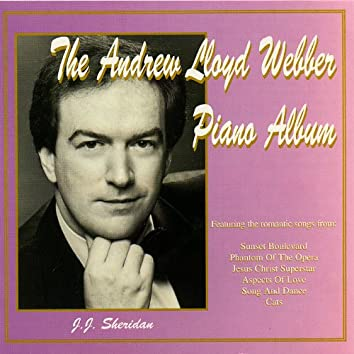 The Andrew Lloyd Webber Piano Album