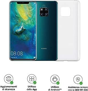 Huawei Mate 20 Pro GSM Unlocked 6GB RAM 128GB Storage - International Version/No Warranty (Emerald Green, Dual Sim)