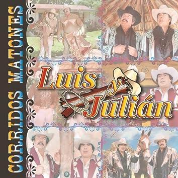 15 Corridos Matones