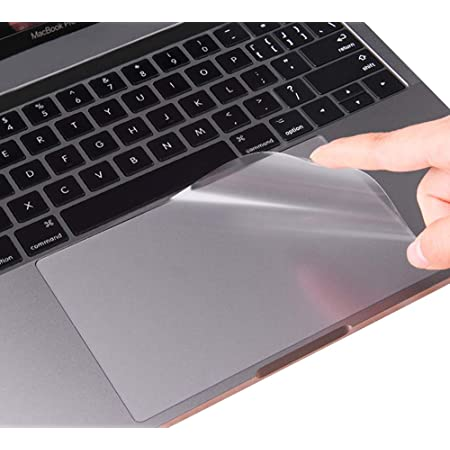 CaseBuy MacBook Pro 13 2020 Trackpad Protector Cover Compatible New MacBook Pro 13 inch 2020 Release Model A2338 A2289 A2251, MacBook Pro 13 inch Touchpad Skin Accessories