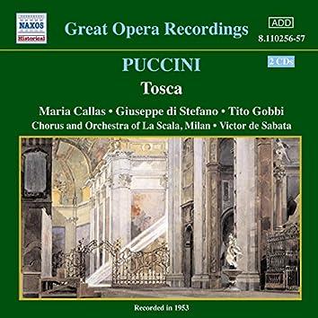 Puccini: Tosca (Callas, Di Stefano) (1953)
