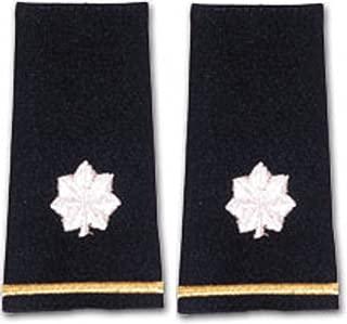 Large Shoulder Marks, US Army