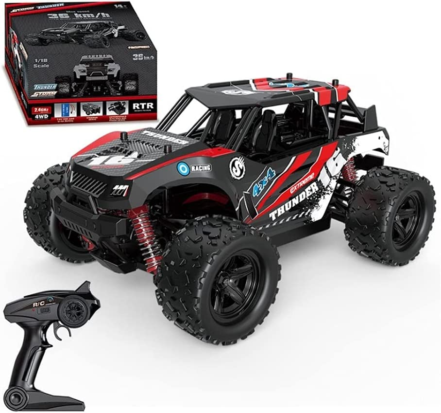 Liiokiy Remote Control Car Buggy Boys Off Gift Road Adults Max Super special price 59% OFF Vehic