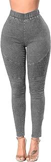 Womens High Waisted Skinny Jeans Leggings Stretch Denim Butt Lift Pencil Jeggings