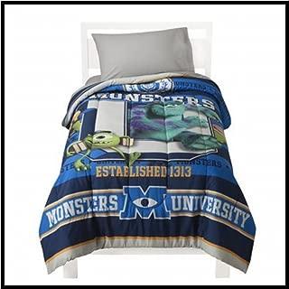 Disney's Monsters University Microfiber Comforter, 64