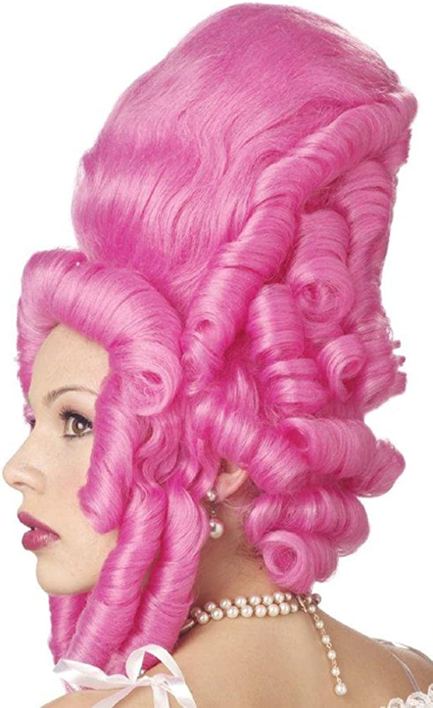 Baltimore Mall Marie Limited time cheap sale Antoinette Costume Pink - Wig