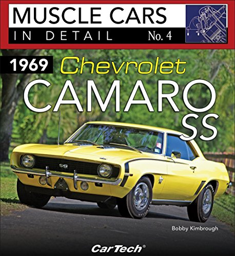 1969 Chevrolet Camaro SS: Muscle Cars In Detail No. 4 (English Edition)
