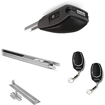 Kit completo Motor puerta seccional o basculante de muelles hasta 120kg de peso Motorline Rosso Evo 120: Amazon.es: Bricolaje y herramientas