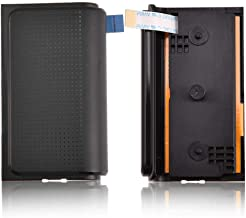 Delaman Ricambi Controller touchpad, Touchpad di Ricambio ABS Portatile Controller di Gioco PPS4 Nero