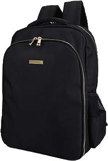 آرایش دهنده کوله پشتی کیف باربر برای کلیپرز و لوازم ، کیف کتابی کیف قابل حمل کیف قابل حمل برای آرایشگاه های سیاه - NADAENMF