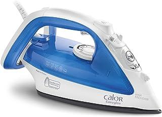 Calor Fer à Repasser Vapeur Easygliss 2300W, Effet Pressing jusqu'à 120g/min, Semelle Durilium Anti-Goutte FV3920C0