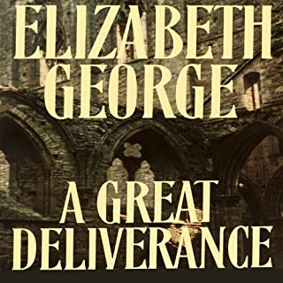 A Great Deliverance audiobook cover art