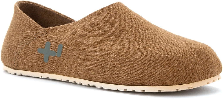 OTZ shoes Women's Espadrille Clog Brown