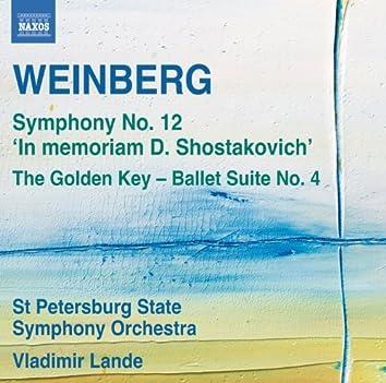 Weinberg: Symphony No. 12 - The Golden Key Suite No. 4