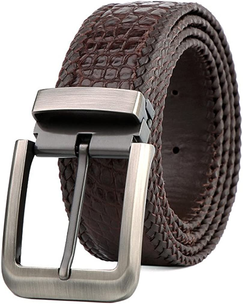 Crocodile Under Japan's largest assortment blast sales Leather Belt