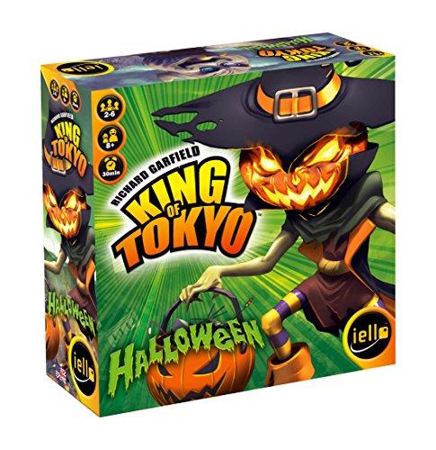 iello 514197 King of Tokyo: Halloween (edición 2017)