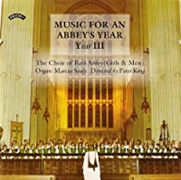 Music for An Abbey's Year 3