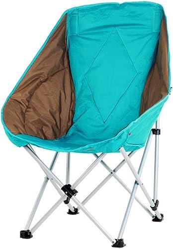 Chaise d'extérieur Chaise de Salon Chaise de Bureau Pliante Chaise de Camping Chaise de Plage portative Chaise de pêche