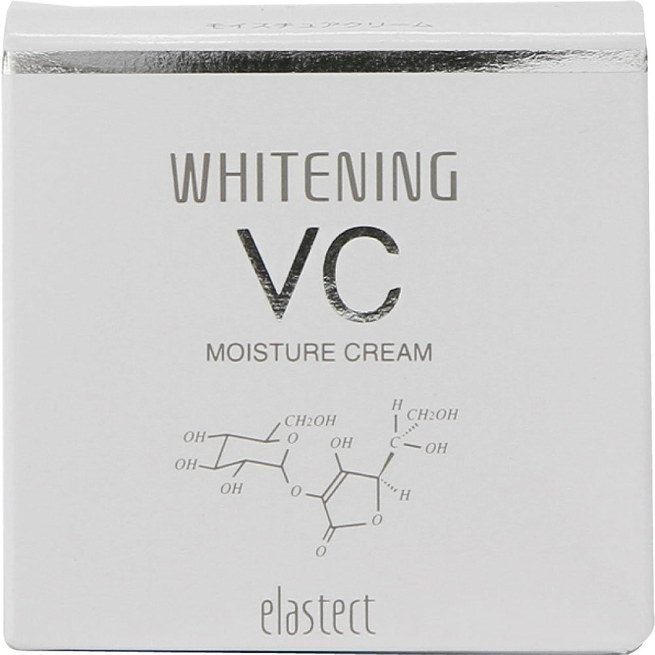 中性幅反対にエラステクト ホワイトニング モイスチュアクリーム 30g 【医薬部外品】