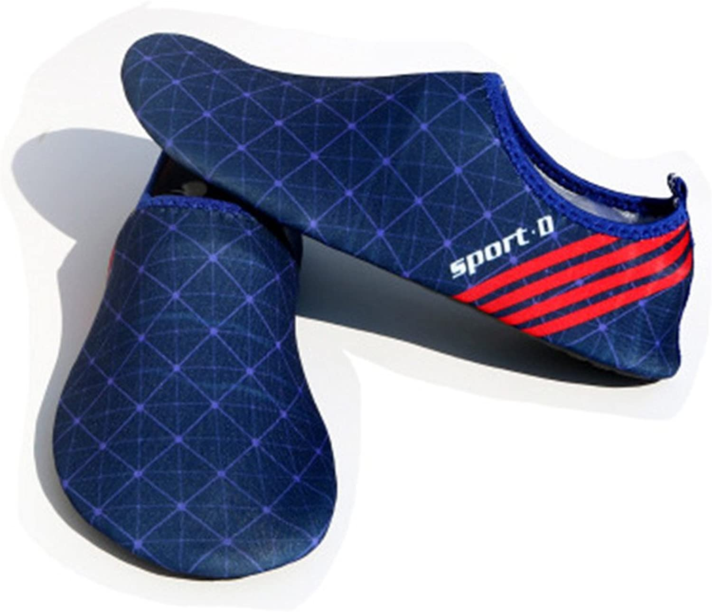 Bon Soir Men Women Water shoes Quick-Dry Aqua shoes Lightweight Swim shoes