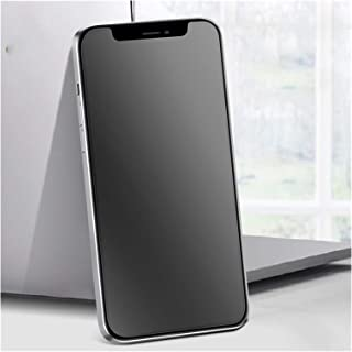 واقي شاشة Matte glass Compatible with iphone 12 Pro Max Screen Protector Anti Fingerprint Tempered glass with Oleophobic C...