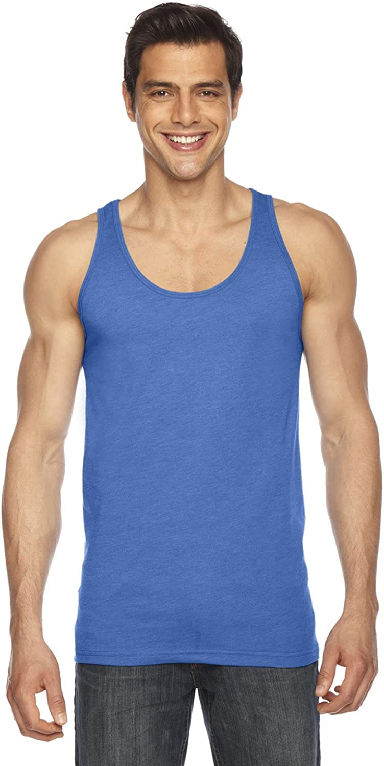 American Apparel Direct store BB408W 50 Spring new work Poly Top Cotton Tank