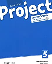 Project 5. Teacher's Book Pack & Online Practice 4th Edition (Project Fourth Edition) (Spanish Edition)