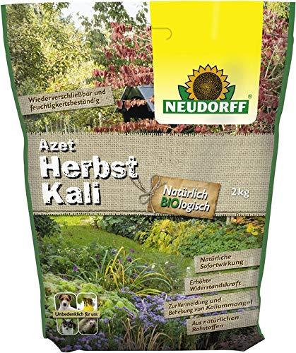 Azet Automne Cali Engrais de potassium organique pour l'engrais d'automne de 2 kg
