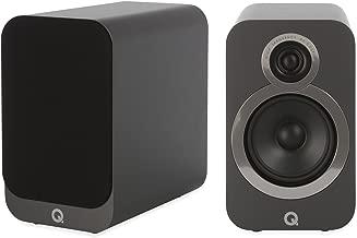 Q Acoustics 3020i Bookshelf Speaker Pair (Graphite Grey)