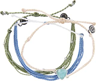 Pura Vida Bracelet Charity Pack - Adjustable Band - 100% Waterproof