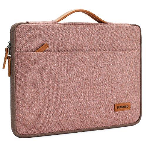 DOMISO 13.3 Zoll Wasserdicht Laptop Tasche Sleeve Case Notebook Hülle Schutzhülle für 13