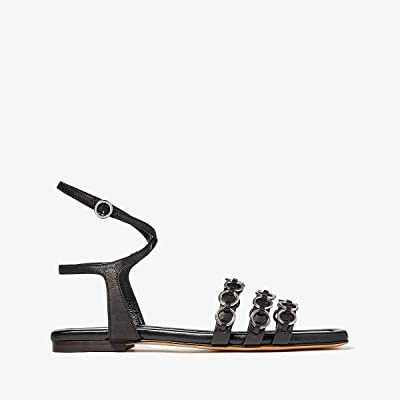 3.1 Phillip Lim Alyse Slipper Sandal (Black) Women