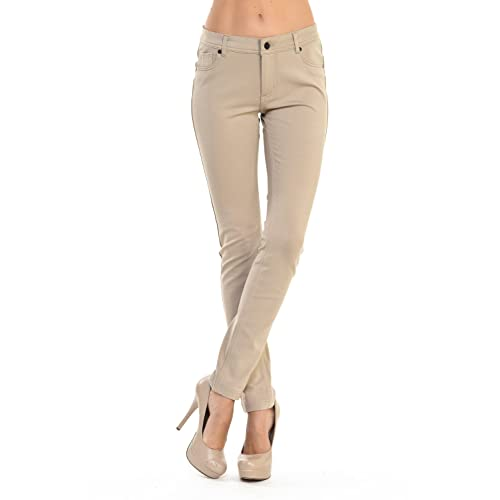f61761615c0748 YourStyle Stretchy Slim Fit Skinny Long Jegging Pants, Basic Pants(S-3XL)