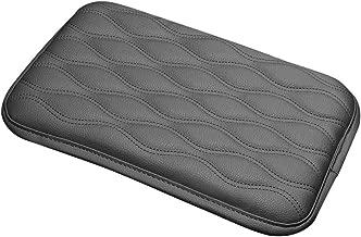 Universal Leder Zentrale Armlehne Konsole Box Pad Abdeckung Kissen Unterst/ützung Box Armlehne Sitz Box Padding Schutzh/ülle