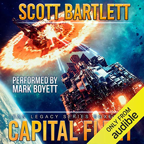 Capital Fleet cover art