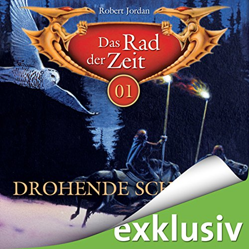 Drohende Schatten audiobook cover art