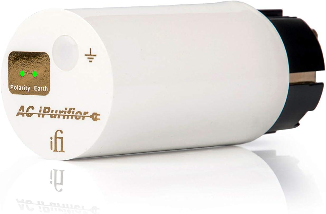 iFi AC iPurifier - Mains Audio & Video Noise Eliminator / Line Conditioner / Filter / Isolator / Purifier / Whole Entertainment System Protection