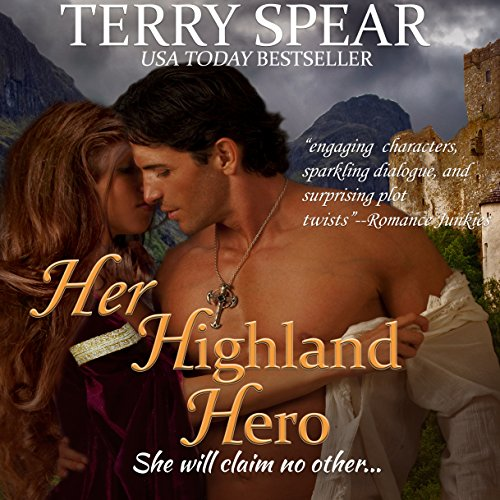Her Highland Hero cover art
