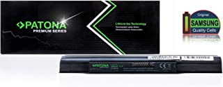 PATONA Premium Batería para Laptop Fujitsu Lifebook | A530 | A531 | AH530 | AH531 | LH52/C | LH520 | LH530 | LH701A | LH701A | PH521 - [ Li-ion; 5200mAh;negro]