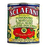 Sclafani San Marzano Tomatoes, DOP, 28 oz (8 PACK)