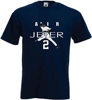 The Silo Navy Derek New York Air Jeter T-Shirt