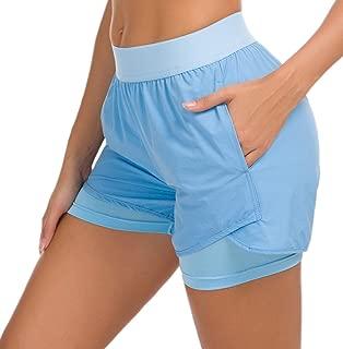 Best blue workout shorts Reviews