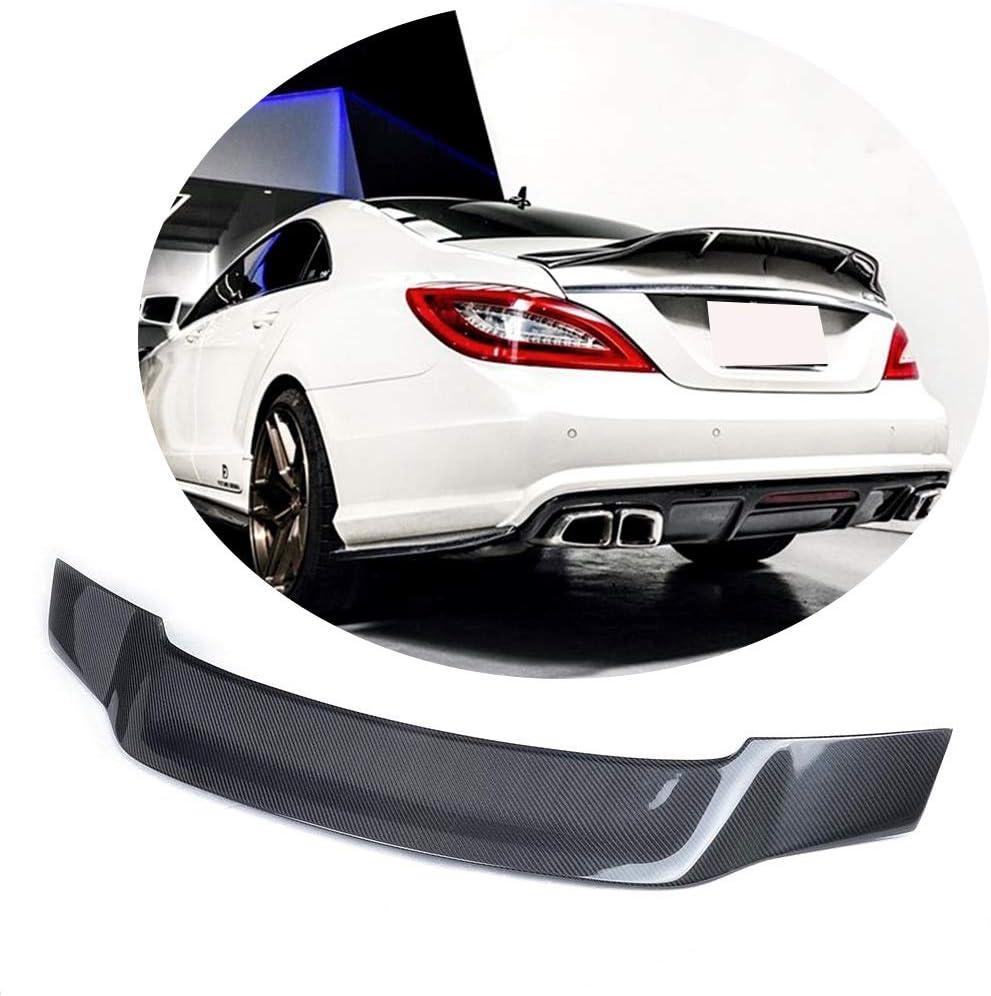 Jun-star Carbon Time sale Fiber Rear Trunk Spoiler Benz for CLS Free shipping Mercedes C