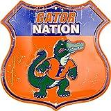 HangTime Gator Nation - University of Florida Route Sign