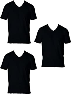 Bruno Banani 2 Pack T-shirt V-COLLO SOTTO CAMICIA pure cotton-colore a scelta