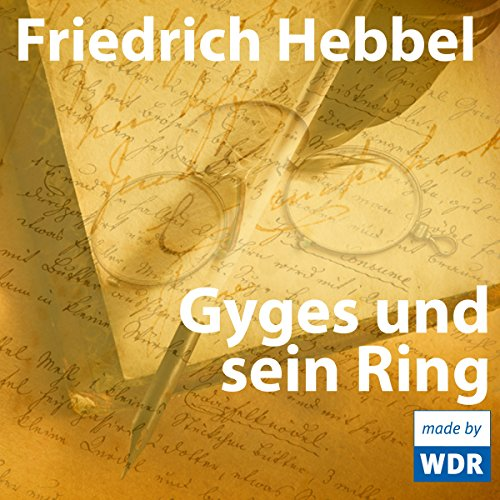 Gyges und sein Ring audiobook cover art