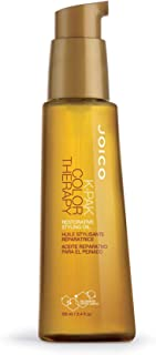 Joico K-PAK Color Therapy Restorative Styling Oil, 3.4 Ounce