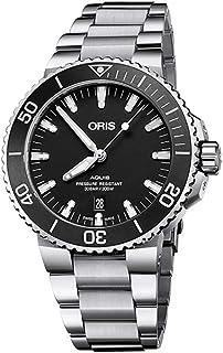 Oris Aquis Black Dial Automatic Mens Watch 01 733 7730 4154-07 8 24 05PEB