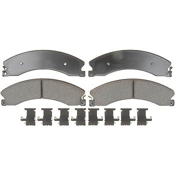 Disc Brake Pad Set Front,Rear Power Stop Z36-1565