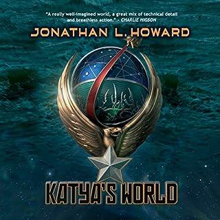 Katya's World copertina